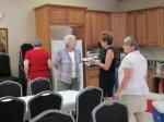Sister Joanne Boellner, Cathy Haupricht McLean, Mary MercurioOpaczewski
